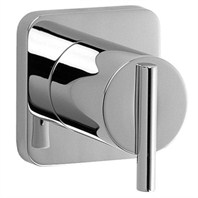 "JADO Glance 1/2"" & 3/4"" Wall Valve Trim - Lever Handle"
