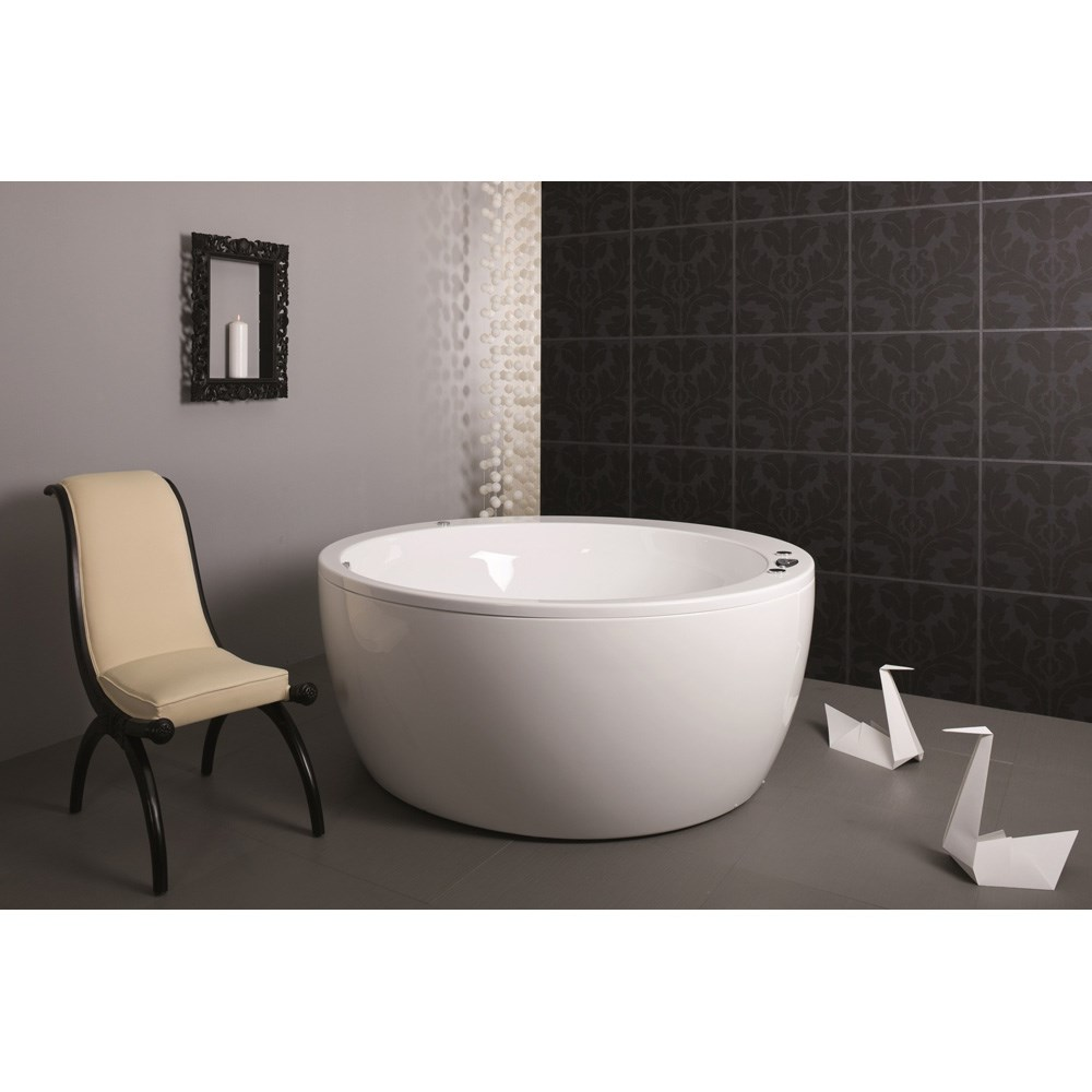 Aquatica Pamela Freestanding Acrylic Bathtub - Whitenohtin Sale $3995.00 SKU: Aquatica Pamela :