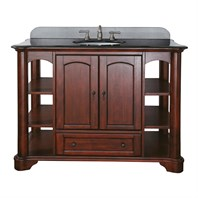 "Avanity Vermont 49"" Single Bathroom Vanity - Mahogany VERMONT-48-MA"
