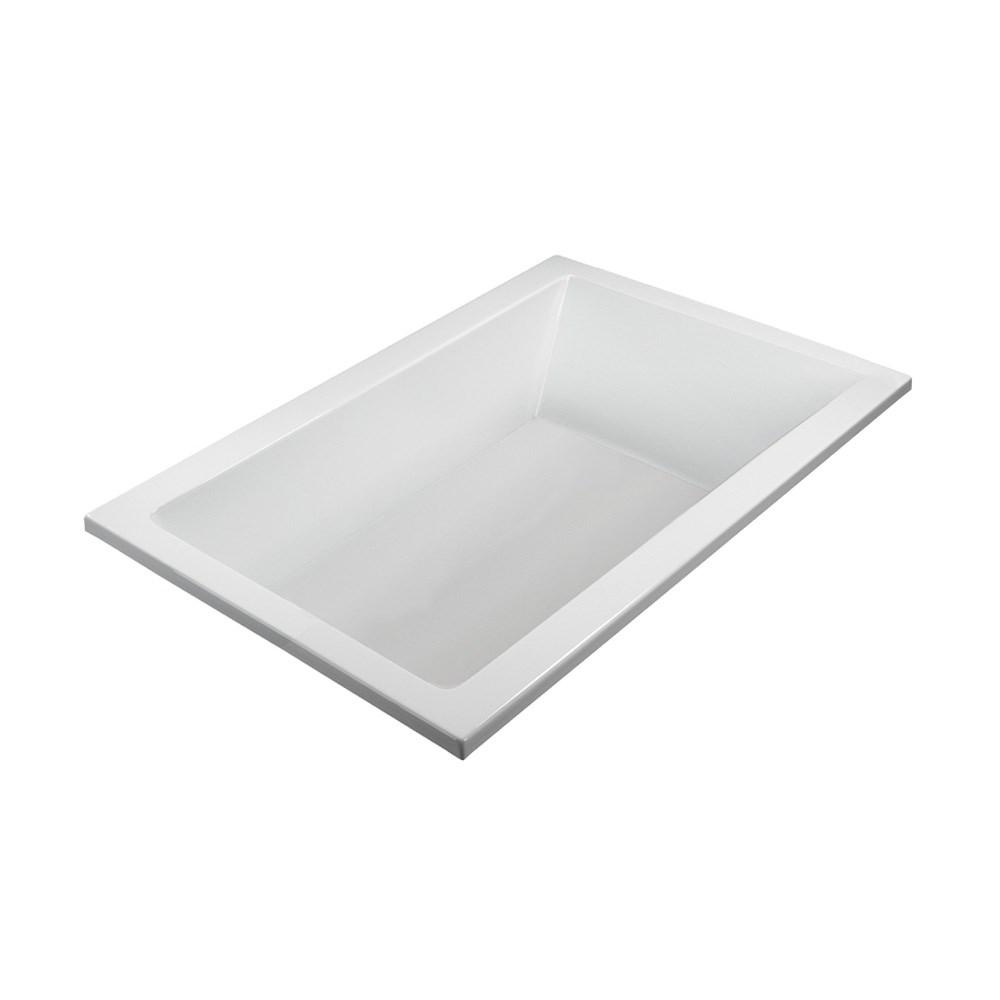 "MTI Basics Bathtub (72"" x 42"" x 19.75"")nohtin Sale $1318.00 SKU: MBCR7242 :"