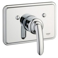 Grohe Talia Thermostat Trim - Starlight Chrome