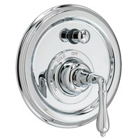 JADO Classic Diverter Tub/Shower Valve Set - Lever Handle