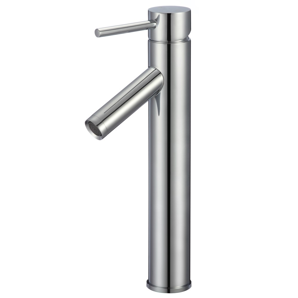 Precis Tall Single-Hole Bathroom Faucetnohtin Sale $149.00 SKU: WC-F103 :