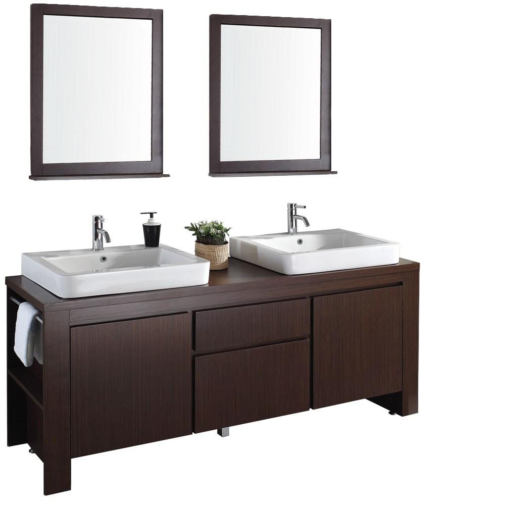 Mid century bathroom vanity - Additional Images Modern Bathroom