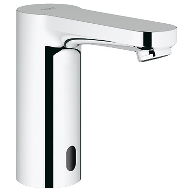 Grohe Eurosmart Cosmopolitan E Electronic Single-Hole Basin Faucet - Starlight Chrome GRO 36329000