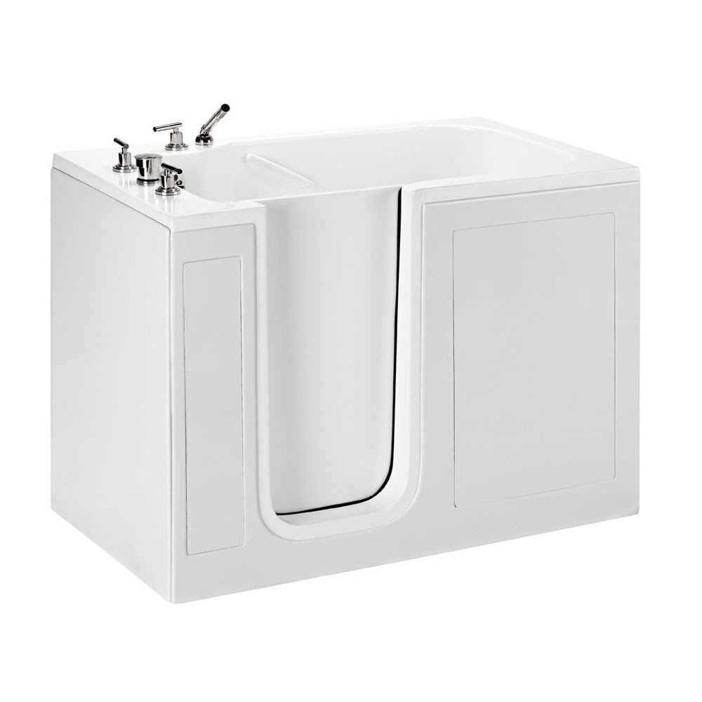 MTI Basics Walk-In Tub (51.5\