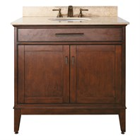 "Avanity Madison 36"" Bathroom Vanity - Tobacco MADISON-36-TO"