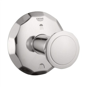 Grohe Kensington 3-Port Diverter Trim, Infinity Brushed Nickel by GROHE