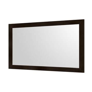 "Accara Bathroom Mirror 53"" Espresso B400-M53-ESP by Modern Bathroom"