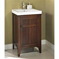 "Fairmont Designs Prairie 21"" Vanity & Sink Set - Cognac 169-V21"