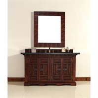 "James Martin 60"" Monterey Single Vanity - Antique Brandy 170-V60S-ANB"