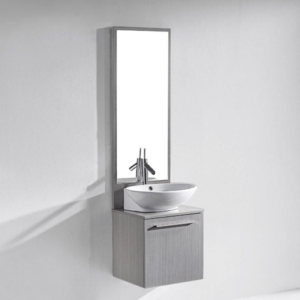 Madeli Alio 18 Bathroom Vanity Ash Grey Free Shipping Modern
