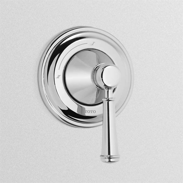 TOTO Vivian Two-Way Diverter Trim - Lever Handle TS220DW1