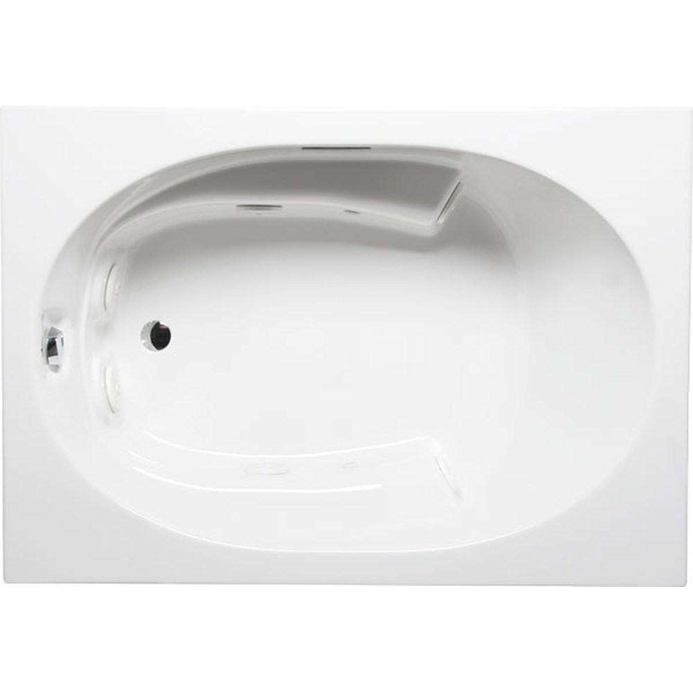"Americh Shanti 6042 Whisper Bathtub (60"" x 42"" x 23"")nohtin Sale $4500.00 SKU: SH6042W :"