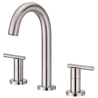 Danze® Parma™ Trim Line Widespread Lavatory Faucets - Brushed Nickel