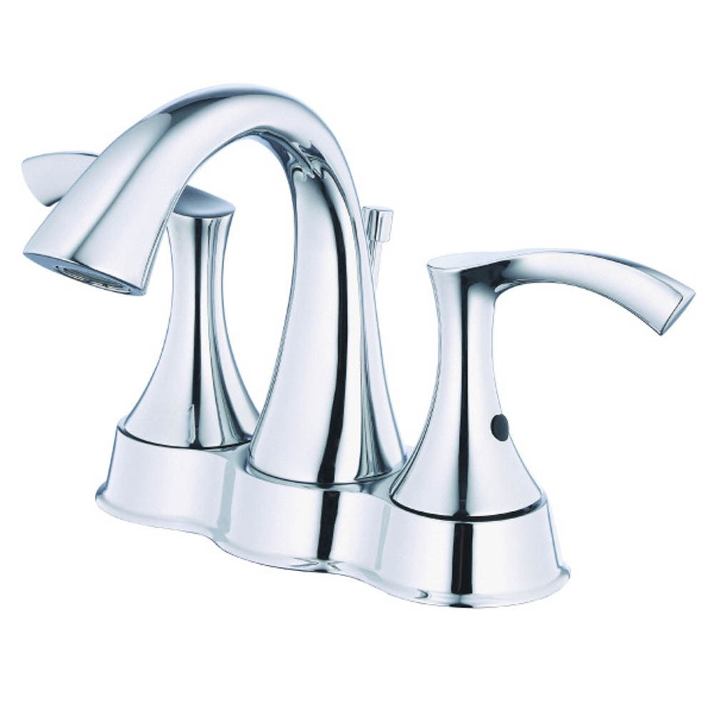 Danze Antioch 2H Centerset Lavatory Faucet w/ 50/50 Touch Down Drain 1.2gpm - Chromenohtin Sale $103.50 SKU: D301122 :