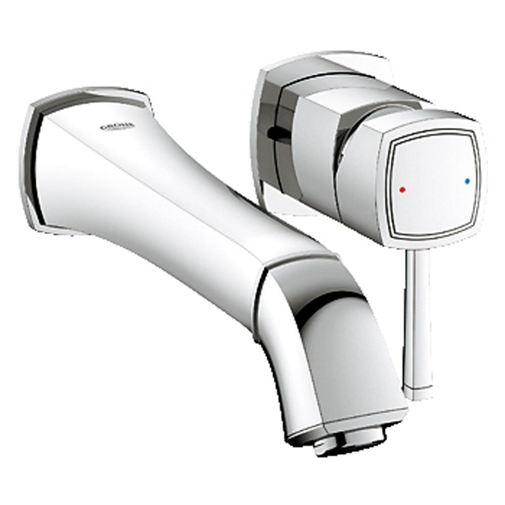 Grohe Grandera 2-Hole Basin Mixer M-Size - Starlight Chromenohtin Sale $376.99 SKU: GRO 19931000 :