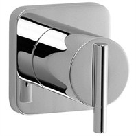 JADO Glance 3/2 Diverter Valve & Trim - Lever Handle
