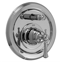 JADO Hatteras Pressure Balanced Diverter Set - Lever Handle