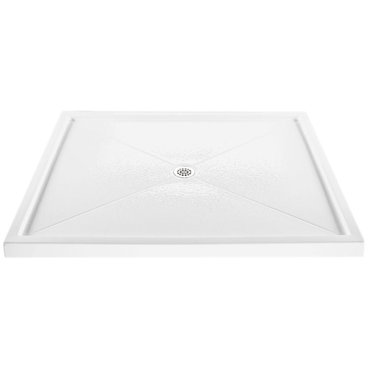 "MTI MTSB-5434MT Shower Base (54"" x 34"")nohtin Sale $1083.75 SKU: MTSB-5434MT :"