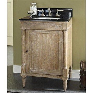rustic modern bathroom vanity fairmont designs rustic chic 24 quot vanity weathered oak 20295