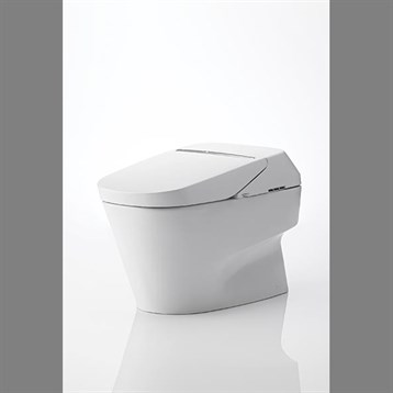 Toto Neorest 700H Dual Flush Toilet, 1.0/0.8 GPF with ewater+ MS992CUMFG.01 by Toto