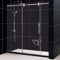 "Bath Authority DreamLine Enigma Shower Door (72"") SHDR-60727912"
