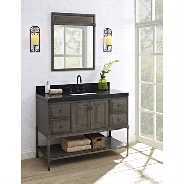 Fairmont Designs Toledo 48 Quot Vanity With Doors For Quartz