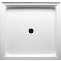 "Americh Single Threshold Shower Base (48"" x 48"") A4848ST"