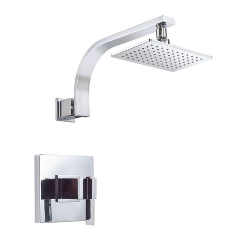 Danze Sirius Single Handle Shower Only Trim Kit - Chromenohtin Sale $276.00 SKU: D512544T :