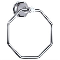 Danze® Brandywood™ Towel Ring - Chrome