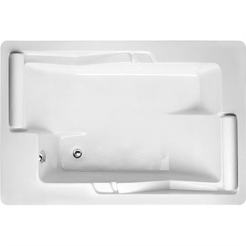 Hydro Systems Ashley 7248 Tub ASH7248 by Hydro Systems