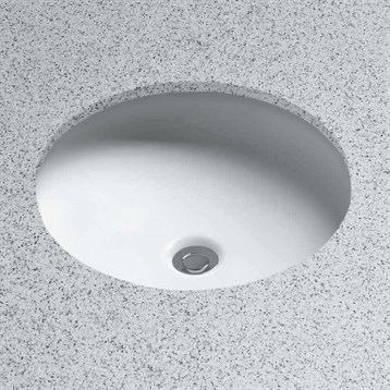 Toto Curva Undercounter Lavatory, Round LT183 by Toto