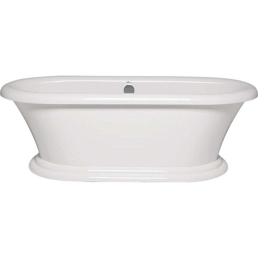 "Americh Rianna 7135 Tub with Pedestal Base (71"" x 35"" x 25"")nohtin Sale $4050.00 SKU: RI7135 :"