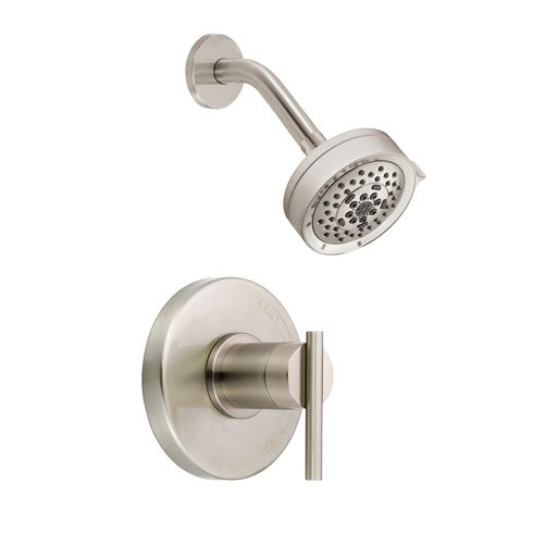 Danze Parma Trim Only Single Handle Pressure Balance Shower Faucet - Brushed Nickelnohtin Sale $226.50 SKU: D512558BNT :