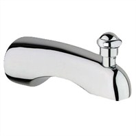 Grohe Talia Diverter Tub Spout - Starlight Chrome