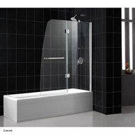 Bath Authority DreamLine Aqua Clear Glass Tub Door