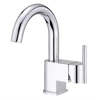 Danze® Como™ Single Handle Lavatory Faucet - Chrome
