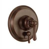 Danze Opulence Trim Kit For Valve Only with Diverter - Tumbled Bronze D500457BRT