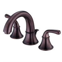 Danze® Bannockburn™ Widespread Lavatory Faucets - Oil Rubbed Bronze