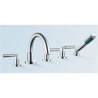 Taron 105 Bathroom Faucet - Brushed Nickel AT105532P11 BN