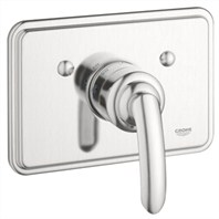 Grohe Talia Thermostat Trim - Infinity Brushed Nickel
