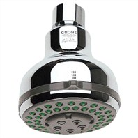 Grohe Relexa Pulsator Shower Head - Starlight Chrome