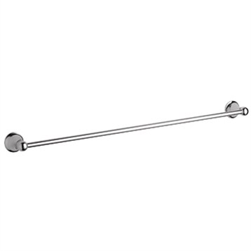 Grohe Seabury Towel Bar, Sterling Infinity Finish by GROHE