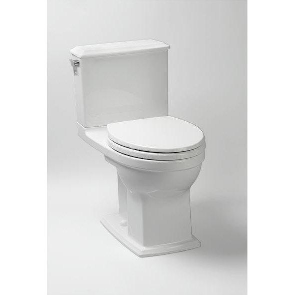 TOTO Connelly® Two-Piece Toilet 1.28GPF / 0.9GPF, Elongated Bowl CST494CEMFG