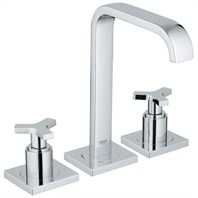 Grohe Allure Lavatory Wideset - Starlight Chrome