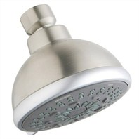 Grohe Tempesta Shower Head - Infinity Brushed Nickel