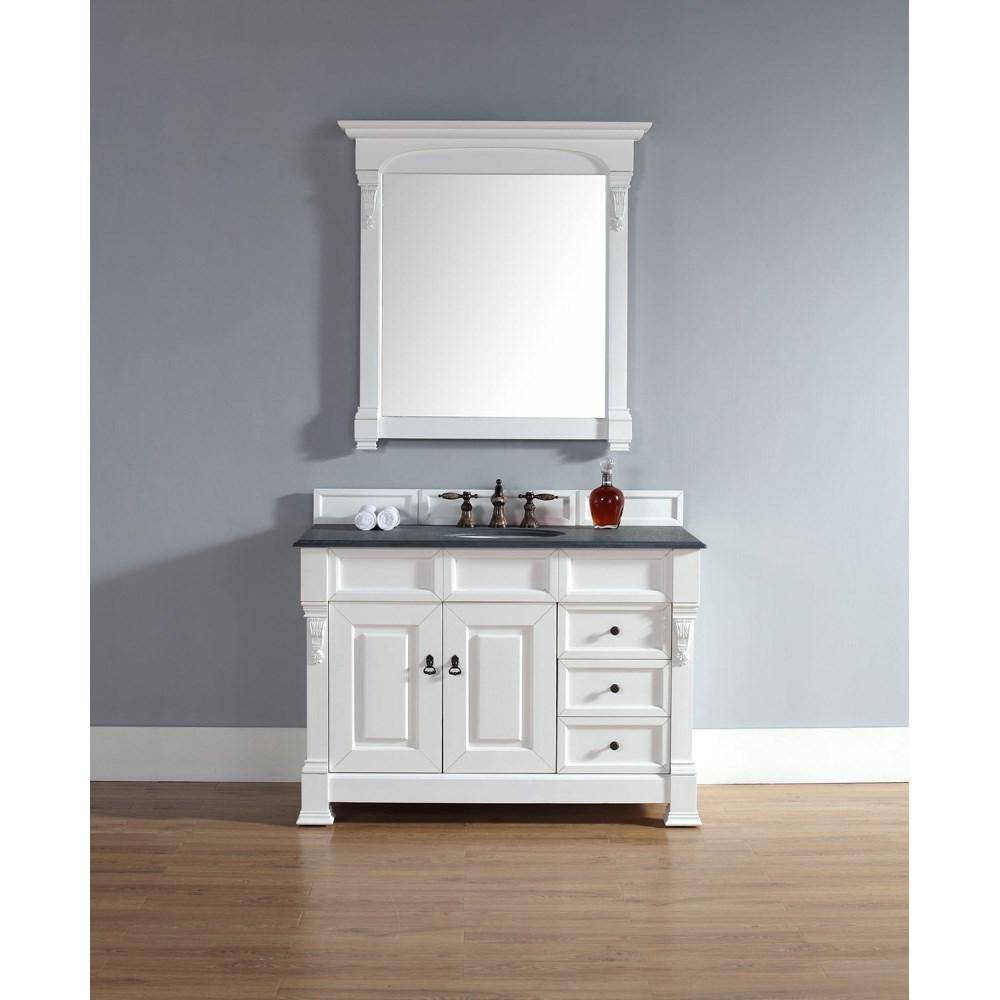 "James Martin 48"" Brookfield Single Vanity with drawers - Cottagenohtin Sale $1120.00 SKU: 147-114-5246 :"
