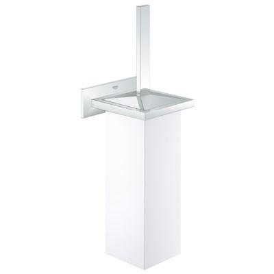 Grohe Allure Brilliant Toilet Brush Set - Starlight Chromenohtin Sale $524.99 SKU: GRO 40500000 :