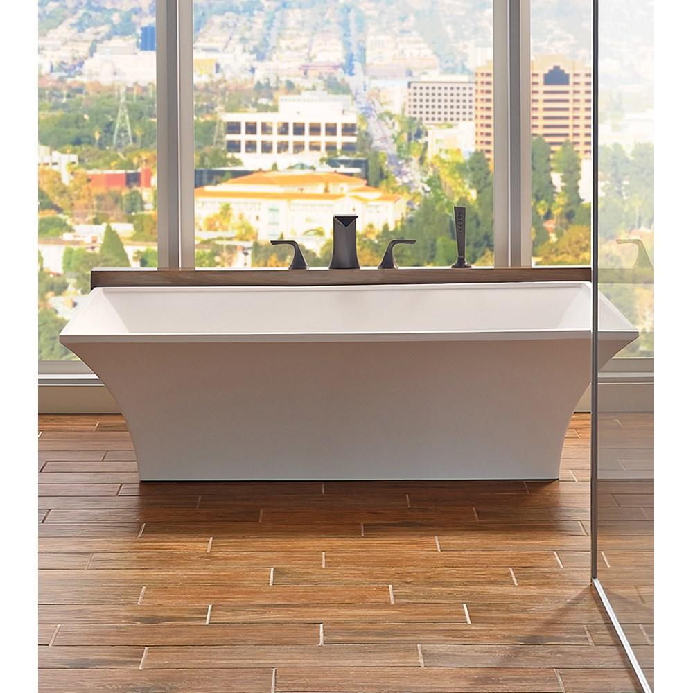 "MTI Intarcia Freestanding Bathtub (67"" x 40"" x 19.5"")nohtin Sale $6920.00 SKU: MTCT-S137A :"